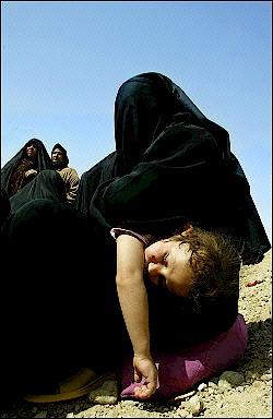 Tres niños pastores mueren en Irak por disparos de soldados de EEUU