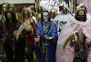 La Santa Muerte mexicana cumplió 7 años