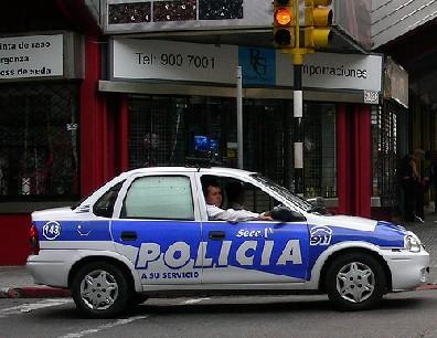 Montevideo: fugados del Instituto del Menor se complotaron y consumaron cadena de asaltos