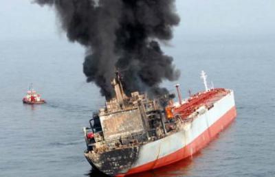9 desaparecidos por colisión en el mar