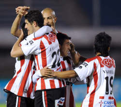 Copa Sudamericana: ganó River Plate de Uruguay y pasó a la segunda fase