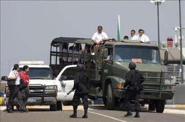 México: A prisión 9 militares y 3 agentes de la fiscalía por narcotráfico