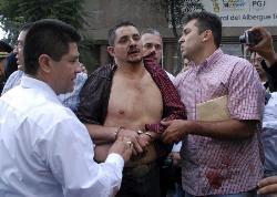 ¡En nombre de Dios!...Un tiroteo en el metro de Ciudad de México deja 2 muertos y cuatro heridos
