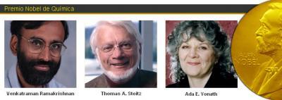Tres bioquímicos que descifraron el papel de los ribosomas