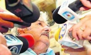Uruguay: Mujica selecciona sólo tres programas de TV para entrevistarlo y causa malestar en varios medios