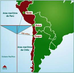 Chile se enoja con Francia por un mapa turístico que coincide con la demanda peruana