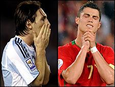 ¿Un Mundial sin Messi y sin Ronaldo?