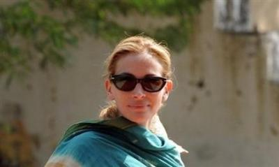 Sofocón de Julia Roberts en Bali
