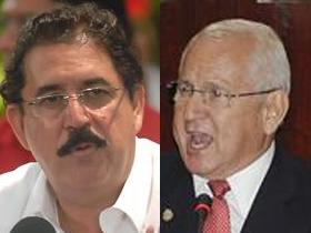 Paralizado acuerdo en Honduras