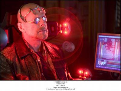 """Bruce Willis: """"No le presto atención a la tecnología"""""""