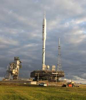 La Nasa presenta en sociedad a su nuevo cohete