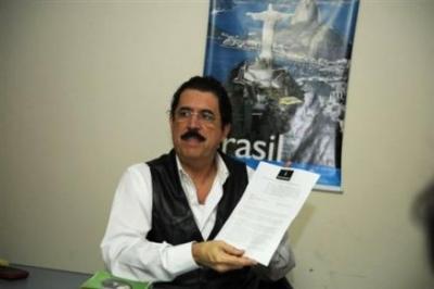 Zelaya da por concluido diálogo con gobierno de facto en Honduras