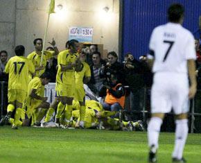 Papelón del Real Madrid