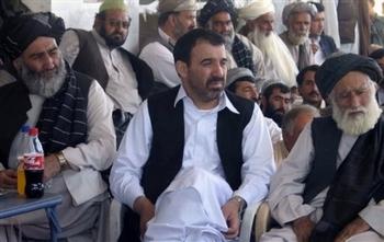 La CIA le paga al hermano del presidente de Afganistán