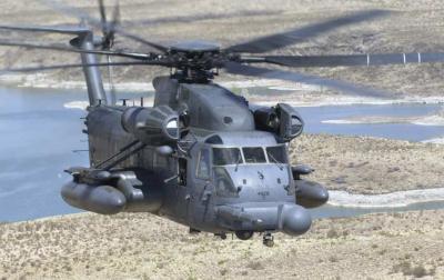 9 desaparecidos al chocar sobre el Pacífico un avión de la Guardia Costera y un helicóptero de los Marines