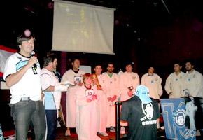 La Iglesia Maradoniana festejó una nueva navidad