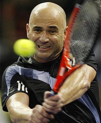 """""""Me drogué durante un año y jugué con peluca en el Roland Garros"""""""