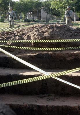 Paraguay: Hallan restos de víctimas de la dictadura de Alfredo Stroessner