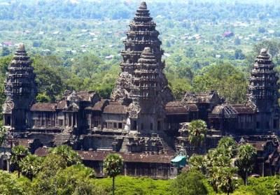 Camboya y Tailandia enfrentados