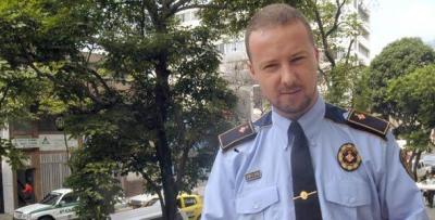 Un policía gay de España y su cruzada internacional
