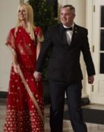 """Una pareja """"se coló"""" en cena en la Casa Blanca"""