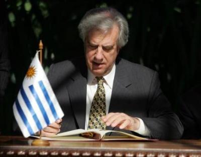 Vázquez y Obama, las personalidades del año en Uruguay