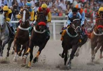 Un caballo brasileño ganó el mayor premio de la hípica uruguaya