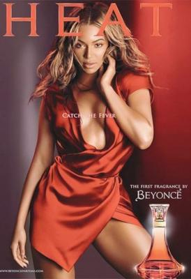 Beyoncé y el fuego