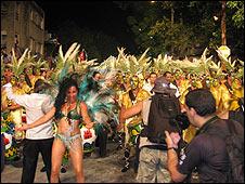La BBC al son del candombe en Uruguay