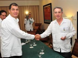 Ecuador y Colombia pueden cerrar la herida hoy en Uruguay