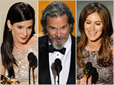 Grandes ganadores y sorpresas en el Oscar