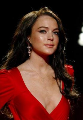 Lindsay Lohan demanda a una empresa por uso indebido de su nombre