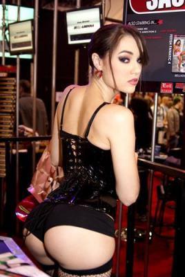Una directora de cine porno quiere un sillón en el Parlamento de Londres
