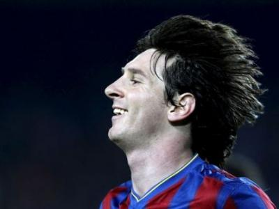 Messi genial