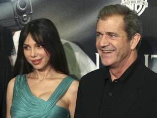 Mel Gibson se desprendió de su novia rusa