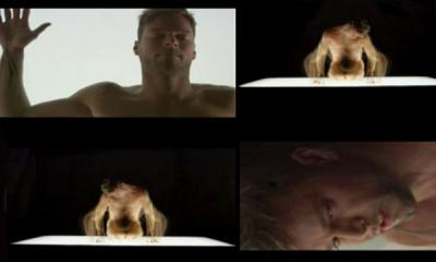 Ricky Martin, liberado, se desnuda para el mundo