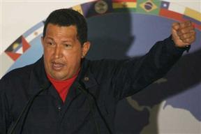 """""""Candanga"""": furor en Twitter con la revolución mediática de Chávez"""