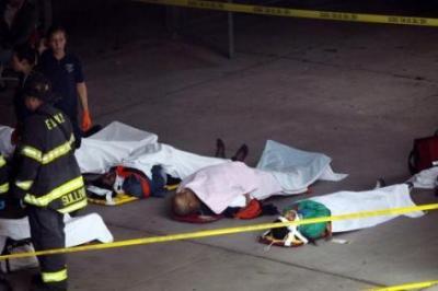 Error humano en colisión de un ferry en Nueva York