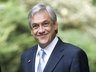 El presidente de Chile vende en 130 millones de dólares estación televisiva que había adquirido por 24