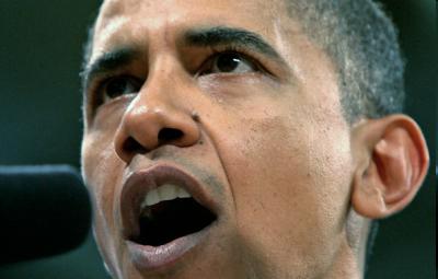 Obama enfadado y frustrado por derrame de crudo en el Golfo de México