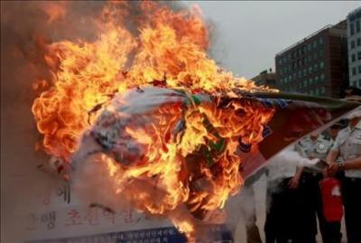 China pide calma a las dos Coreas