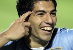 El uruguayo Luis Suárez máximo goleador mundial