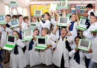 Los escolares uruguayos verán el Mundial en sus propias computadoras