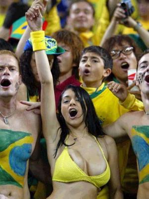 Sudáfrica apoya a su selección pero apuesta por Brasil