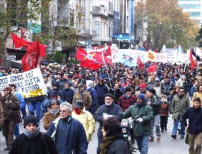 """""""Coincidencias totales"""" entre los sindicatos y el gobierno en Uruguay"""