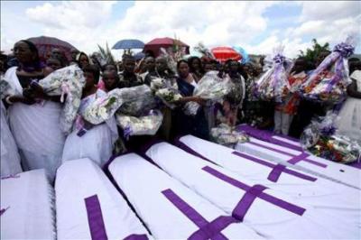 Cadena perpetua para pastor protestante por genocidio en Ruanda