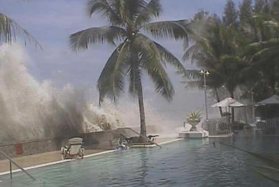 Alerta de tsunami para India, Indonesia, Sri Lanka, Birmani, Tailandia y Malasia tras fuerte terremoto de 7,7 grados