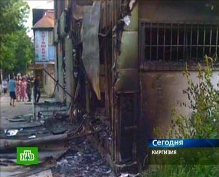 Feroces choques étnicos en Kirguizistán: 82 muertos y 1.100 heridos