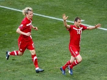 Serbia frenó a Alemania; 1-0