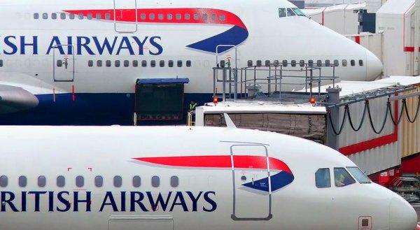 Las aerolíneas británicas son de terror